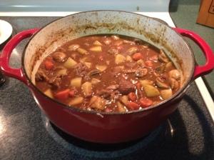Rachel's Amazing Beef Stew!