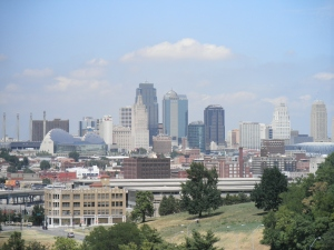 My hometown Kansas City, Missouri.