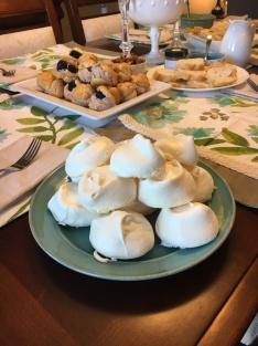 Meringue Cookies!!!